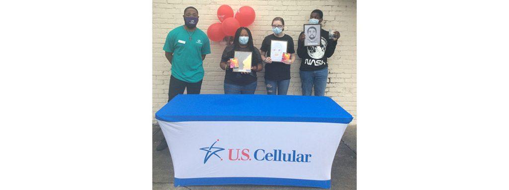 US Cellular Black History Month Art Contest Winners