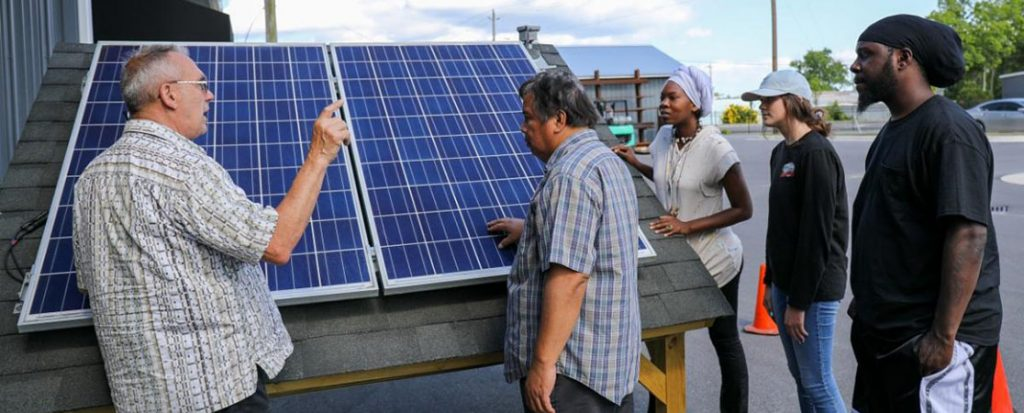 Craven CC Solar Photovoltaic Technology Training Program