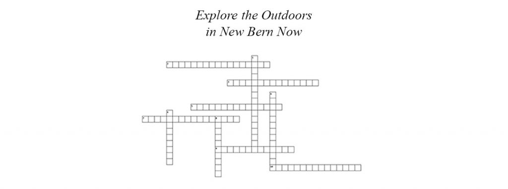 New Bern Outdoors Crossword