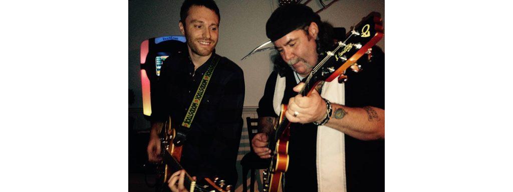 Jim Kohler and Freddy Scott