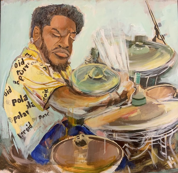 Lee Hood's work, 'Beat'
