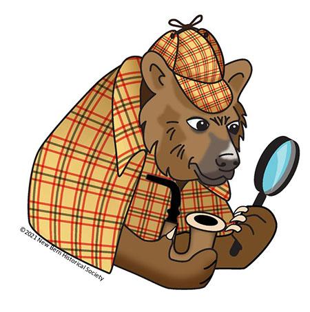 Sherlock T Bear
