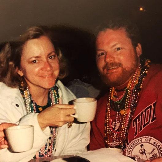 Darlene and Paul Brown