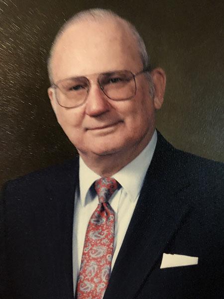 Dr. William Hollister, Jr.