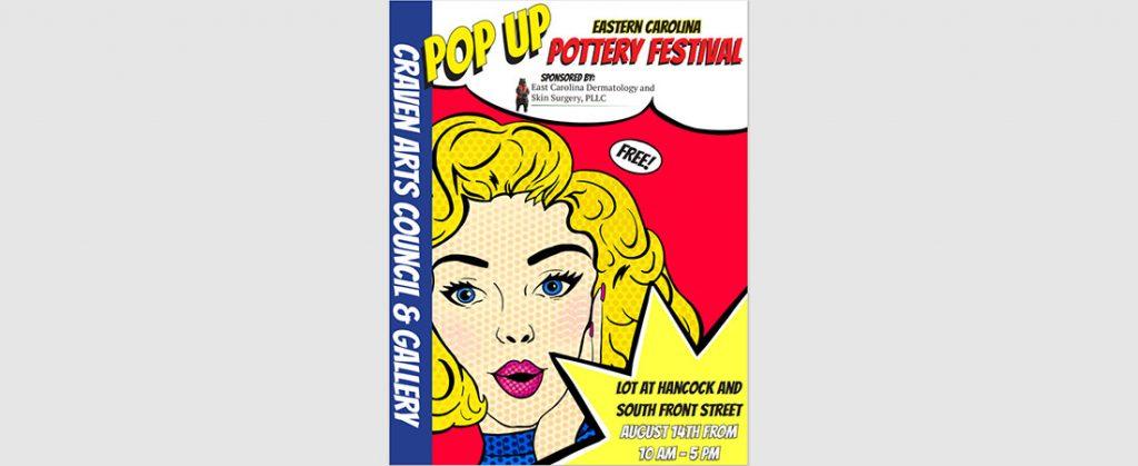 Eastern Carolina Pottery Festival