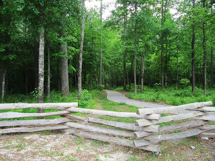New Bern Battlefield Park