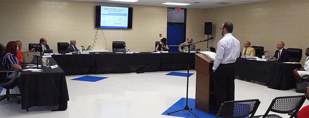 New Bern Board of Aldermen Meeting May 25, 2021