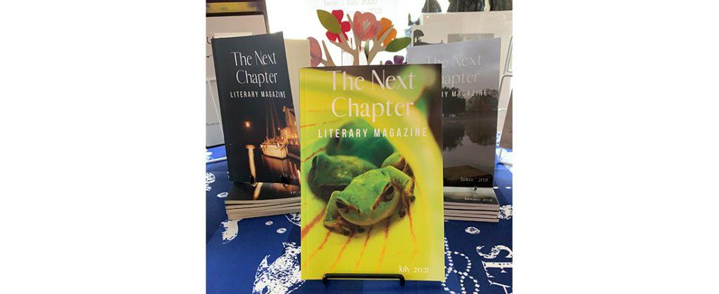 The Next Chapter Literary Magazine