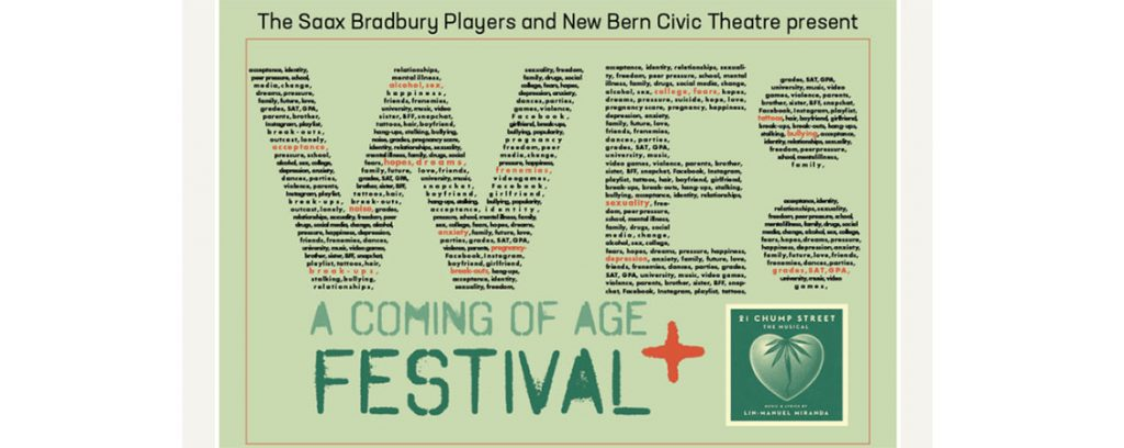WE: A Coming of Age Festival
