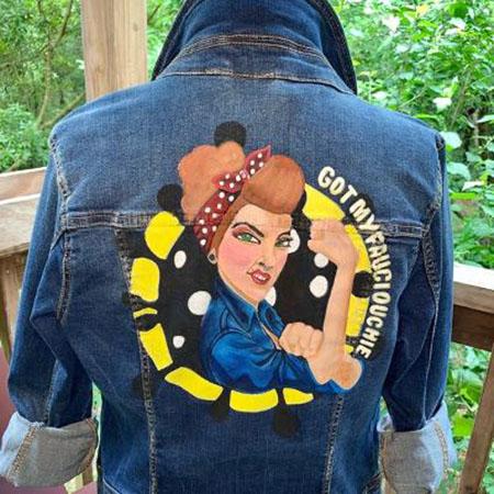 Breanna Kusnierczyk Jacket