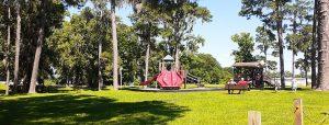 Playground at Glenburnie Park