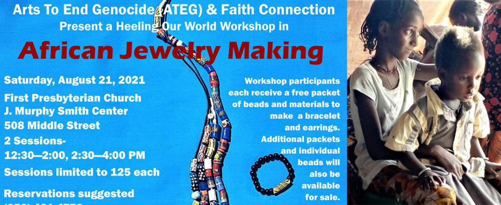 African Jewelry Making Workshop