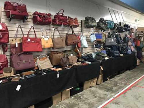 Mall purses