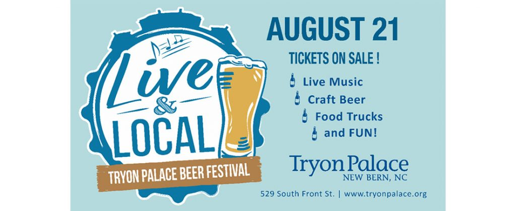 Live & Local - Tryon Palace