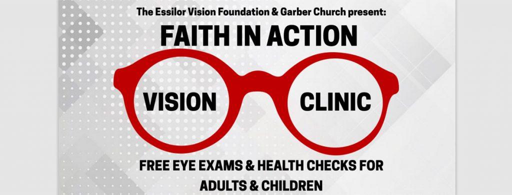 Faith in Action Vision Clinic