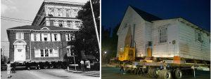 New Bern Houses Move