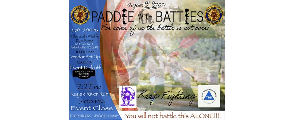 Paddle with Battles