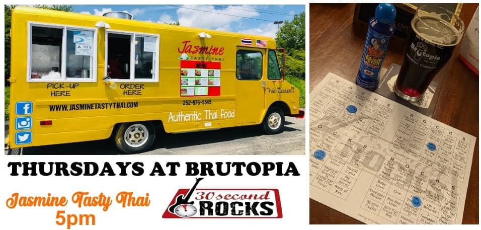 Thursdays at BrUtopia