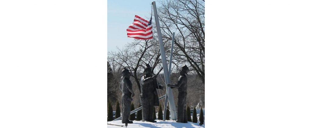 9-11 Memorial Walk