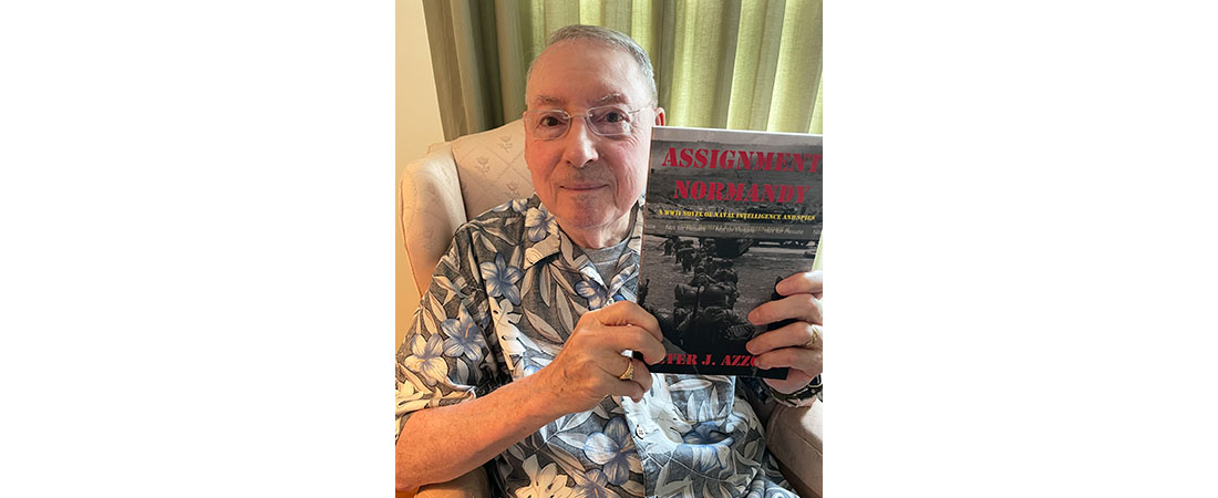 Author Pete Azzole