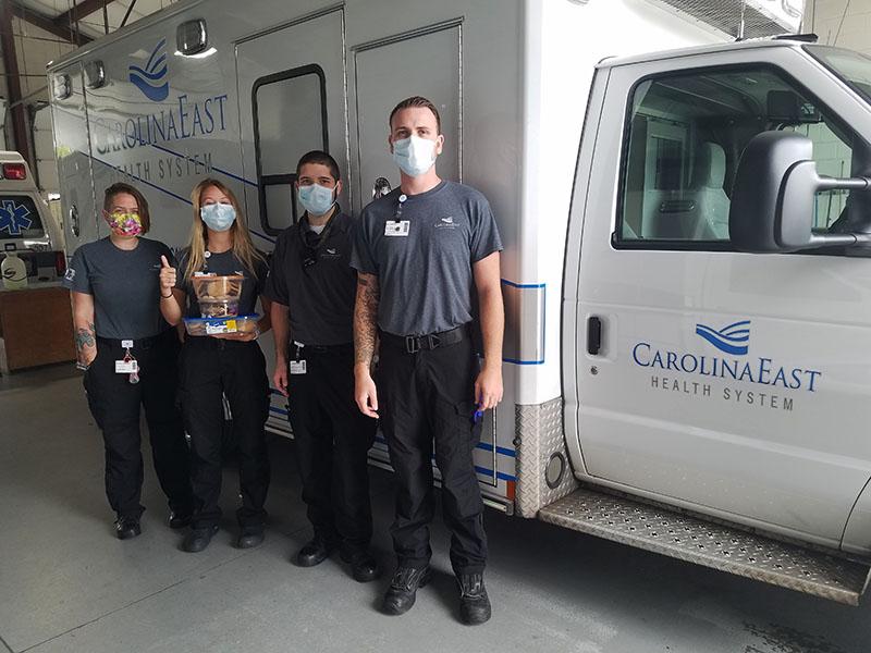 CarolinaEast EMS