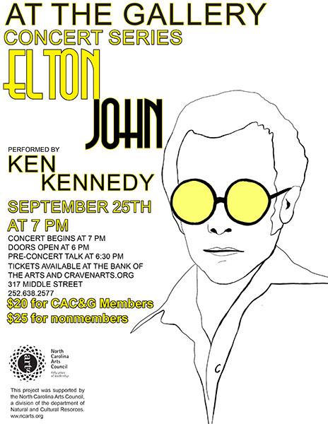 At the Gallery: Elton John