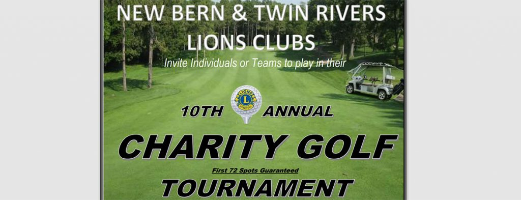 Lions Charity Golf Tournament