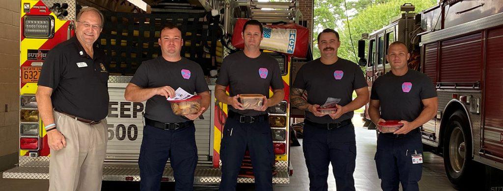 New Bern Fire Deopartment