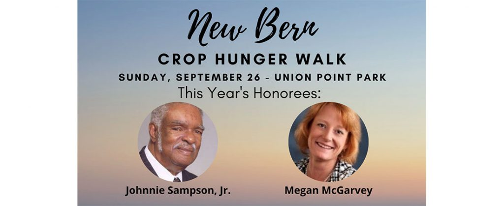 Late Johnnie Sampson and Megan McGarvey