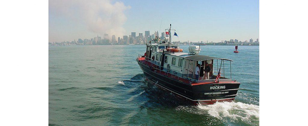 USACE Patrol Boat Hocking