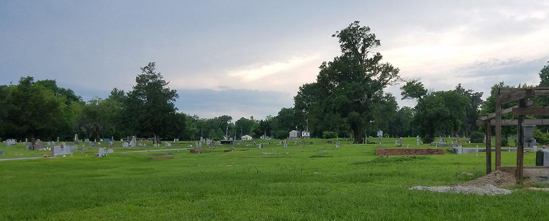 Greenwood Cemetery in New Bern, NC