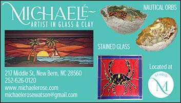 Michaele Rose Watson Artist Studio M