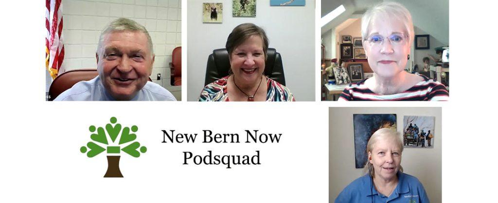 Jim Ross, Nelda Coats, Kathy Morrison, and Wendy Card