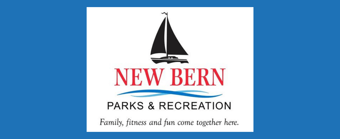 New Bern Parks and Recreation - logo