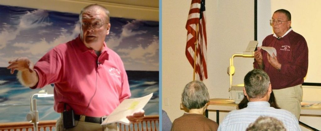 Photos of Rodney Kemp speaking