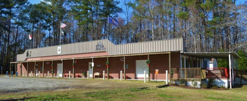 VFW Post 2514 exterior view