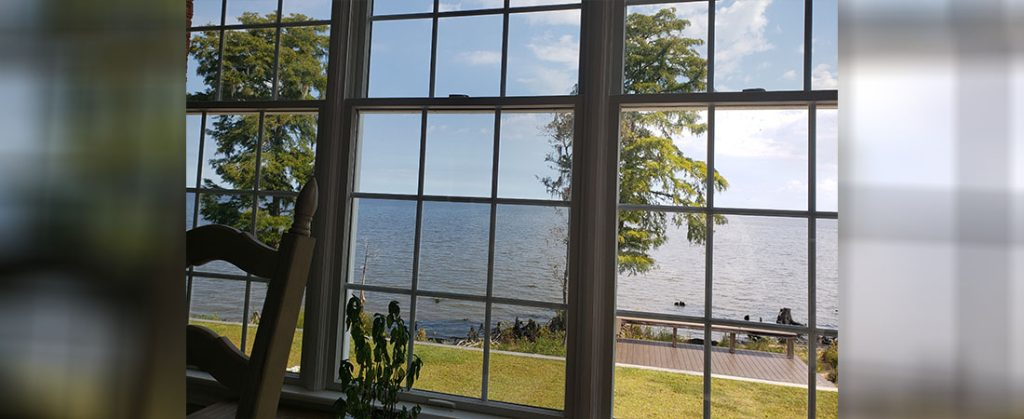 A room with a view -- Take time to be spontaneous