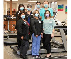 CarolinaEast Cardiopulmonary Rehabilitation Program
