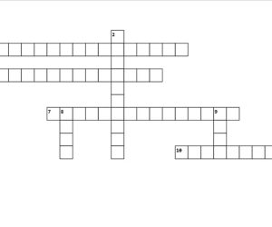 Crossword - May 9 2020 feat