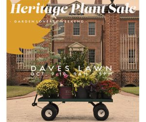 Fall Heritage Plant Sale