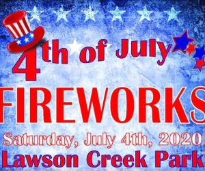 July 4th Fireworks New Bern