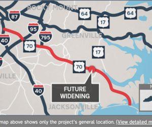 NC DOT US 70 Corridor Improvements