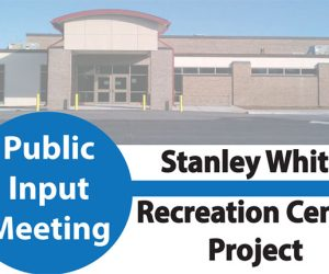 Stanley White Recreation Center Project