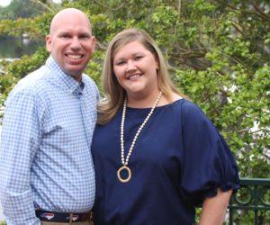 Stephen and Maureen Clayton