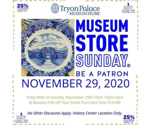 Tryon Palace Museum Store
